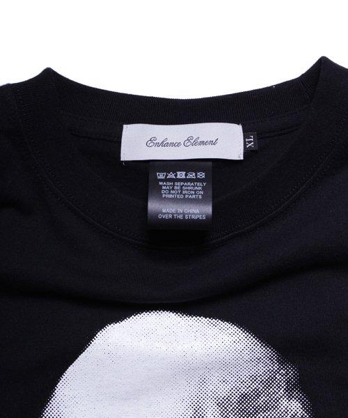 OTHER BRAND / その他ブランド |Enhance Element / エンハンスエレメント EE-1916 / WASHINGTON T-SHIRT (BLACK)  ワシントンT 商品画像2