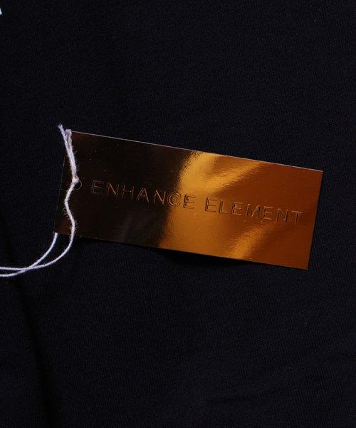 OTHER BRAND / その他ブランド |Enhance Element / エンハンスエレメント EE-1916 / WASHINGTON T-SHIRT (BLACK)  ワシントンT 商品画像3