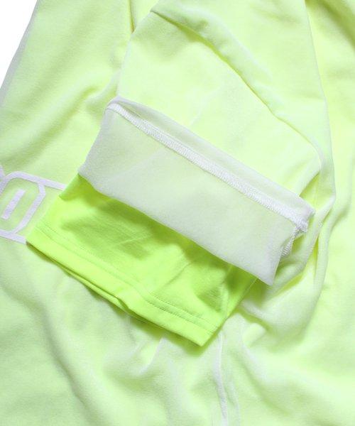 OTHER BRAND / その他ブランド |PRIMALCODE / プライマルコード DOUBLE TEE SHIRTS (YELLOW) 商品画像10