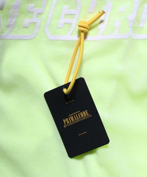 OTHER BRAND / その他ブランド |PRIMALCODE / プライマルコード DOUBLE TEE SHIRTS (YELLOW) 商品画像11