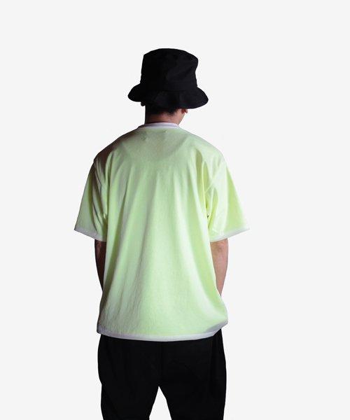OTHER BRAND / その他ブランド |PRIMALCODE / プライマルコード DOUBLE TEE SHIRTS (YELLOW) 商品画像15
