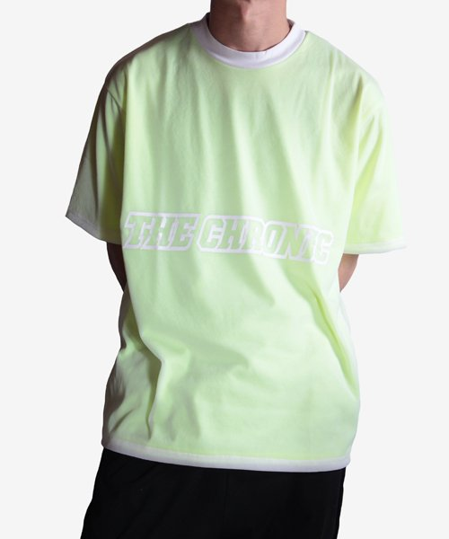 OTHER BRAND / その他ブランド |PRIMALCODE / プライマルコード DOUBLE TEE SHIRTS (YELLOW) 商品画像16