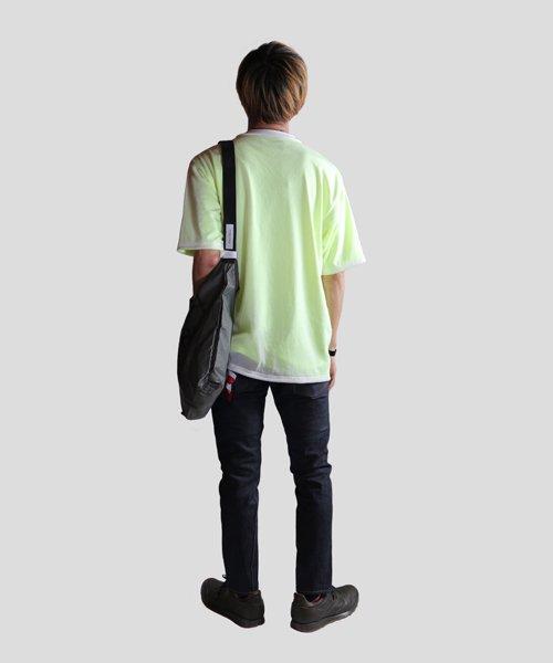 OTHER BRAND / その他ブランド |PRIMALCODE / プライマルコード DOUBLE TEE SHIRTS (YELLOW) 商品画像18