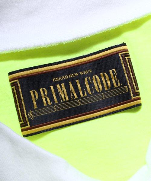 OTHER BRAND / その他ブランド |PRIMALCODE / プライマルコード DOUBLE TEE SHIRTS (YELLOW) 商品画像5