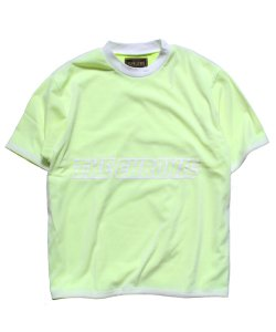 PRIMALCODE / プライマルコード(2色展開)<br>【 DOUBLE TEE SHIRTS (YELLOW):PS-19T05 】