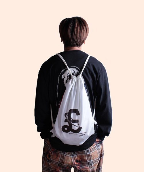 """RALEIGH / ラリー(RED MOTEL / レッドモーテル)   """"WAVE A UNION FLAG"""" or """"£ STERLING"""" KNAPSACK 商品画像18"""