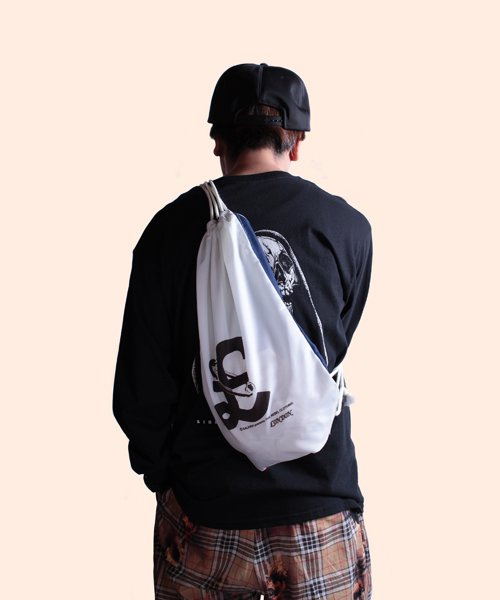 """RALEIGH / ラリー(RED MOTEL / レッドモーテル)   """"WAVE A UNION FLAG"""" or """"£ STERLING"""" KNAPSACK 商品画像19"""