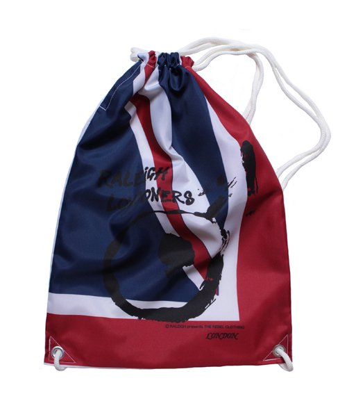 """RALEIGH / ラリー(RED MOTEL / レッドモーテル)   """"WAVE A UNION FLAG"""" or """"£ STERLING"""" KNAPSACK 商品画像3"""