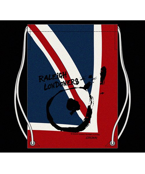 """RALEIGH / ラリー(RED MOTEL / レッドモーテル)   """"WAVE A UNION FLAG"""" or """"£ STERLING"""" KNAPSACK 商品画像7"""