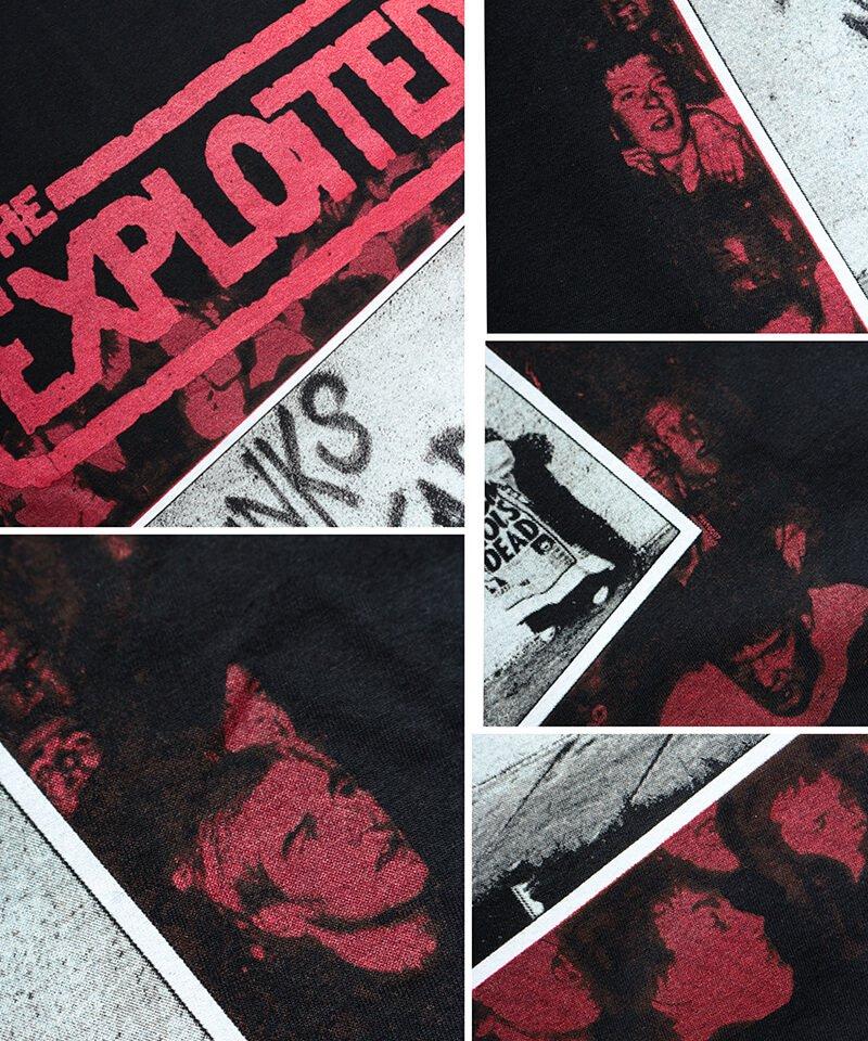 Official Artist Goods / バンドTなど |THE EXPLOITED / エクスプロイテッド:PUNKS NOT DEAD T-SHIRT (BLACK) 商品画像3
