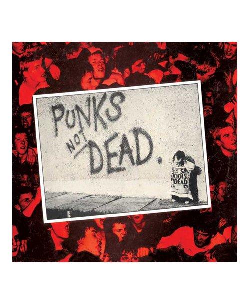 Official Artist Goods / バンドTなど |THE EXPLOITED / エクスプロイテッド:PUNKS NOT DEAD T-SHIRT (BLACK) 商品画像4