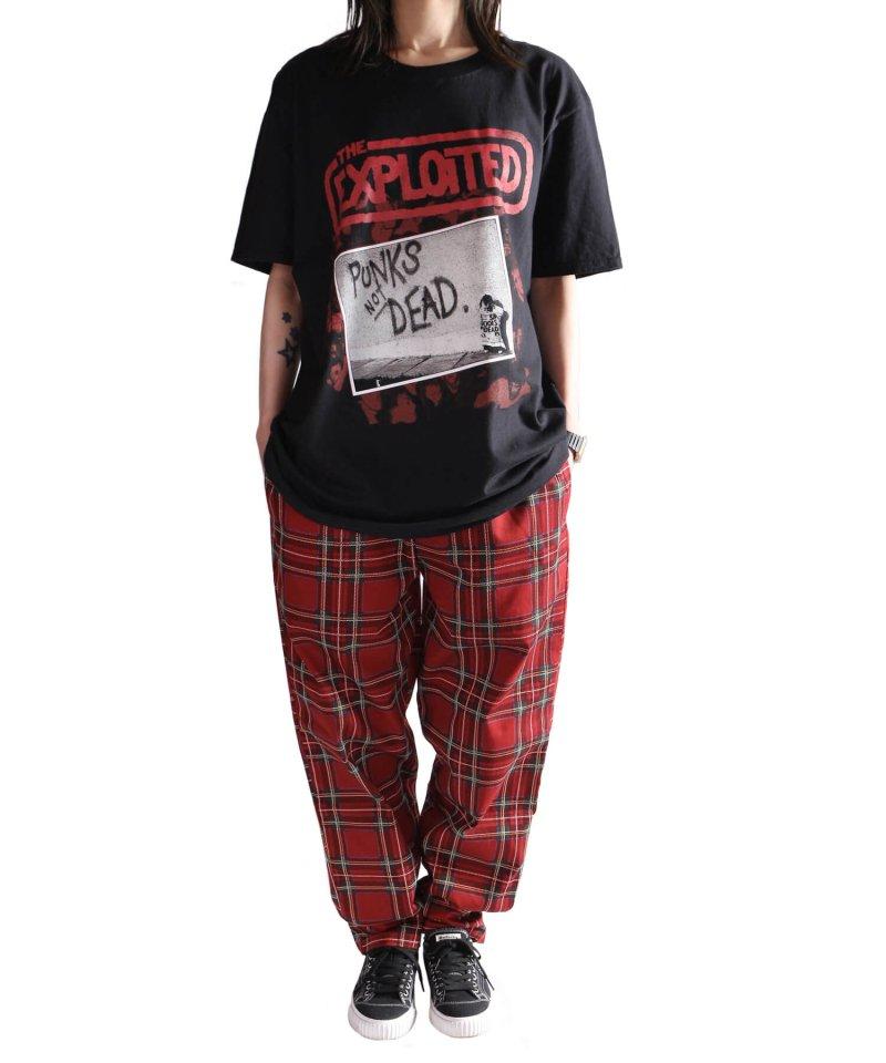 Official Artist Goods / バンドTなど |THE EXPLOITED / エクスプロイテッド:PUNKS NOT DEAD T-SHIRT (BLACK) 商品画像8