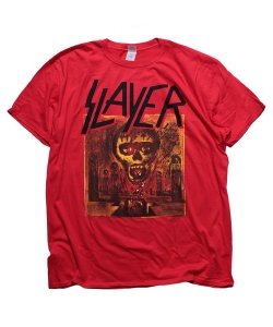 SLAYER / スレイヤー<br>【 SEASONS IN THE ABYSS T-SHIRT 】