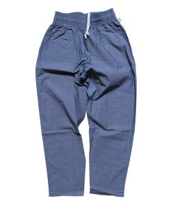 COOKMAN / クックマン(UNISEX)<br>【 CHEF PANTS / CHAMBRAY BLUE 】