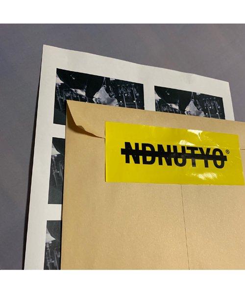 NIL DUE / NIL UN TOKYO / ニル デュエ / ニル アン トーキョー   8 STICKER PACK 商品画像10