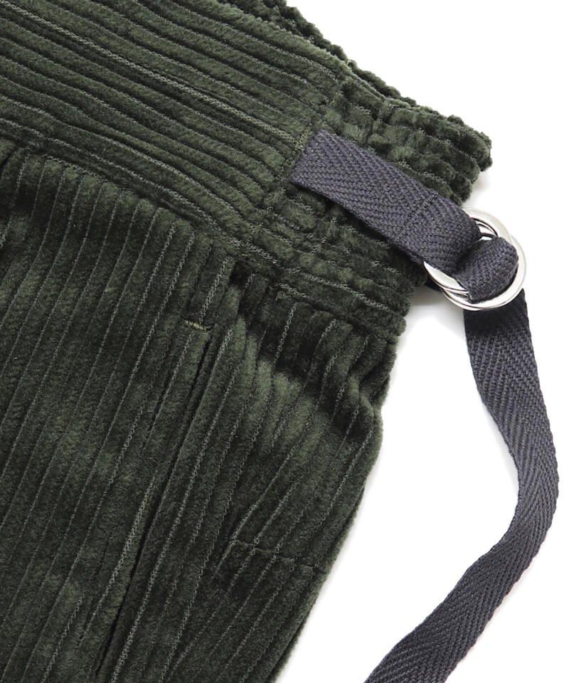 SAYATOMO / サヤトモ | KARUSAN CORDUROY PANTS (OLIVE) 商品画像6