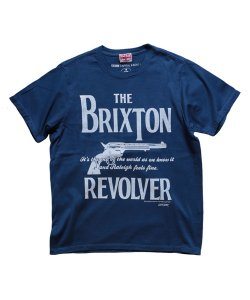 "RALEIGH/ラリー REDMOTEL/レッドモーテル<br>【 ""THE BRIXTON REVOLVER"" T-SHIRTS (2019 Ver.) 】"