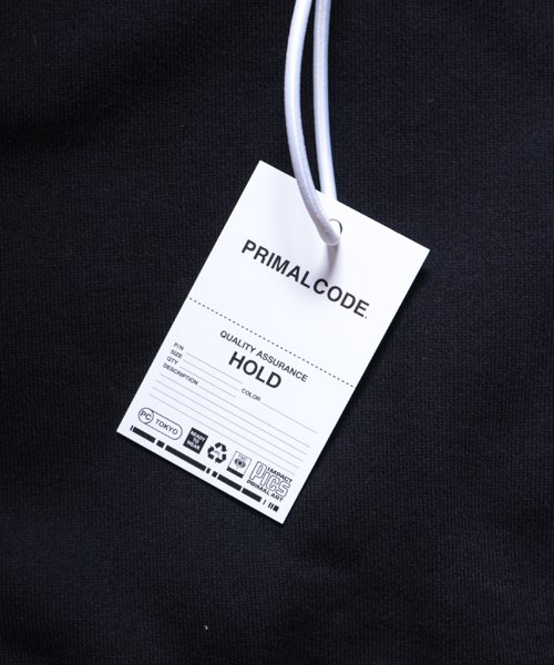 OTHER BRAND / その他ブランド  PRIMALCODE / プライマルコード GATES OF HATE SWEAT PULLOVER (BLACK) 商品画像10