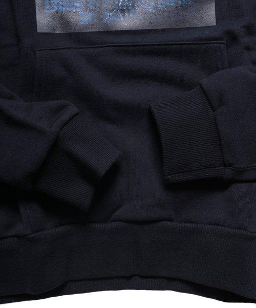 OTHER BRAND / その他ブランド  PRIMALCODE / プライマルコード GATES OF HATE SWEAT PULLOVER (BLACK) 商品画像8