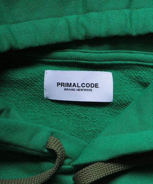 OTHER BRAND / その他ブランド  PRIMALCODE / プライマルコード GATES OF HATE SWEAT PULLOVER (GREEN) 商品画像7