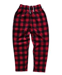 COOKMAN / クックマン /  CHEF PANTS / NEL BUFFALO CHECK(RED)