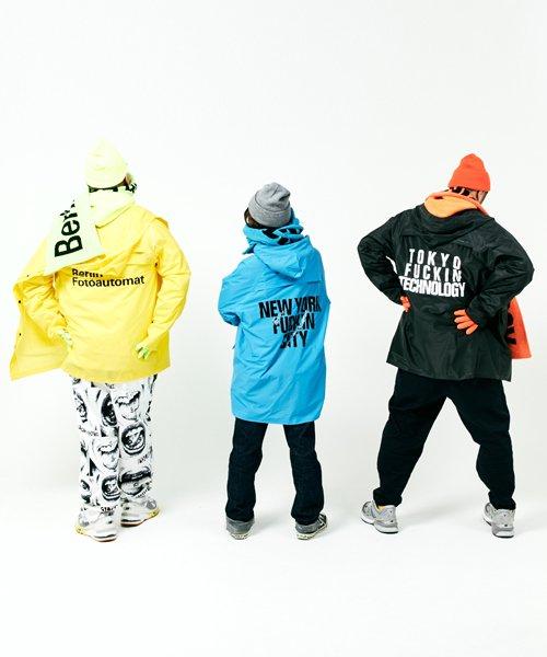 Official Artist Goods / バンドTなど |ANORAKS / アノラックス:CITY MUFFLER(TOKYO ORANGE)商品画像13