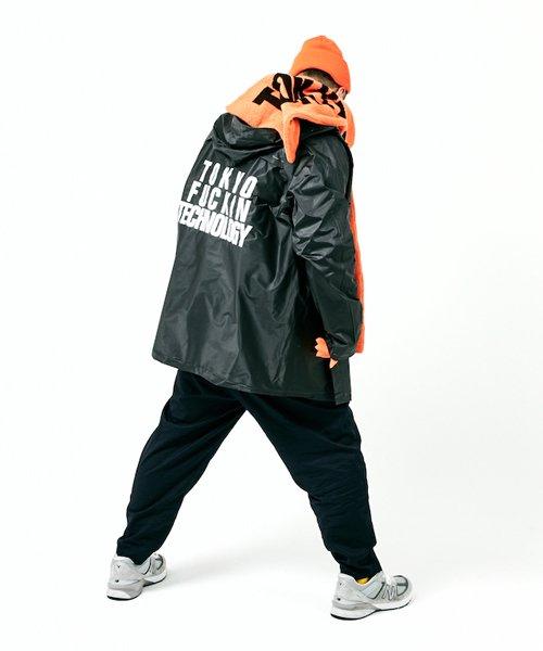 Official Artist Goods / バンドTなど |ANORAKS / アノラックス:CITY MUFFLER(TOKYO ORANGE)商品画像5