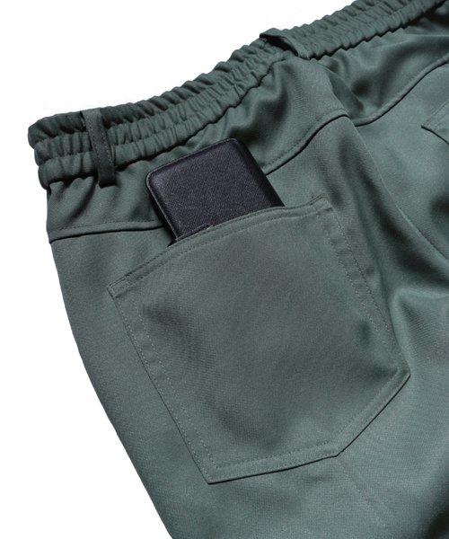 OTHER BRAND / その他ブランド  PRIMALCODE / プライマルコード CENTER SWITCHING ACTIVE PANTS (PISTACHIO GREEN) 商品画像11