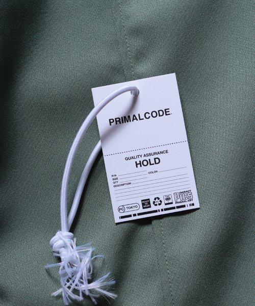 OTHER BRAND / その他ブランド  PRIMALCODE / プライマルコード CENTER SWITCHING ACTIVE PANTS (PISTACHIO GREEN) 商品画像14
