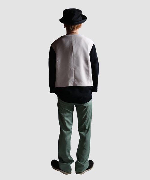 OTHER BRAND / その他ブランド  PRIMALCODE / プライマルコード CENTER SWITCHING ACTIVE PANTS (PISTACHIO GREEN) 商品画像17