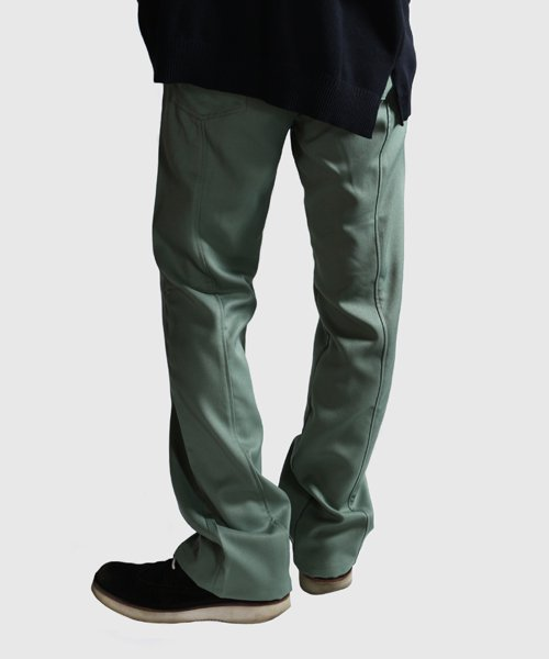 OTHER BRAND / その他ブランド  PRIMALCODE / プライマルコード CENTER SWITCHING ACTIVE PANTS (PISTACHIO GREEN) 商品画像23