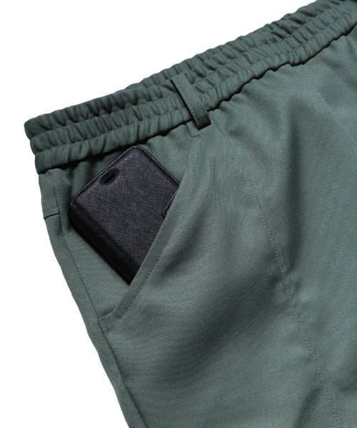 OTHER BRAND / その他ブランド  PRIMALCODE / プライマルコード CENTER SWITCHING ACTIVE PANTS (PISTACHIO GREEN) 商品画像9