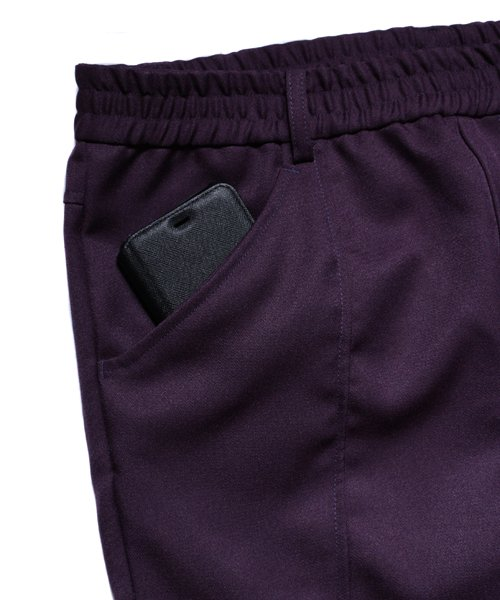 OTHER BRAND / その他ブランド |PRIMALCODE / プライマルコード CENTER SWITCHING ACTIVE PANTS (PURPLE) 商品画像12