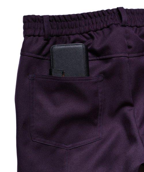OTHER BRAND / その他ブランド |PRIMALCODE / プライマルコード CENTER SWITCHING ACTIVE PANTS (PURPLE) 商品画像14