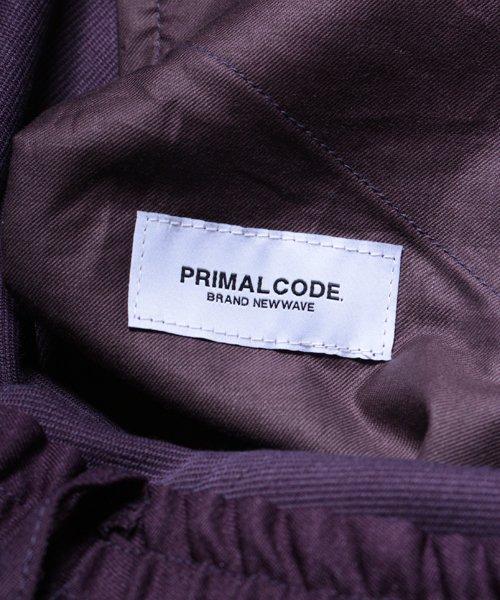 OTHER BRAND / その他ブランド |PRIMALCODE / プライマルコード CENTER SWITCHING ACTIVE PANTS (PURPLE) 商品画像16