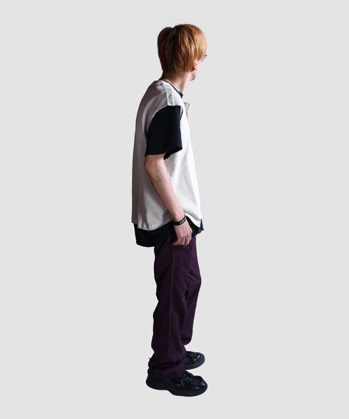 OTHER BRAND / その他ブランド |PRIMALCODE / プライマルコード CENTER SWITCHING ACTIVE PANTS (PURPLE) 商品画像19