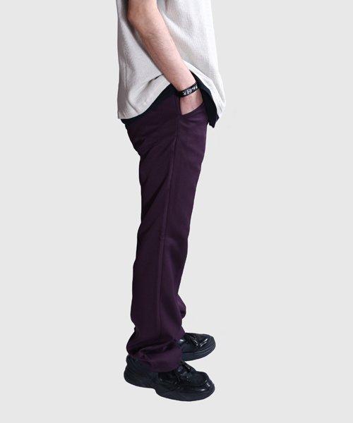 OTHER BRAND / その他ブランド |PRIMALCODE / プライマルコード CENTER SWITCHING ACTIVE PANTS (PURPLE) 商品画像22