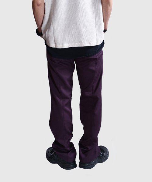 OTHER BRAND / その他ブランド |PRIMALCODE / プライマルコード CENTER SWITCHING ACTIVE PANTS (PURPLE) 商品画像23