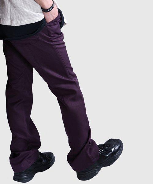 OTHER BRAND / その他ブランド |PRIMALCODE / プライマルコード CENTER SWITCHING ACTIVE PANTS (PURPLE) 商品画像25