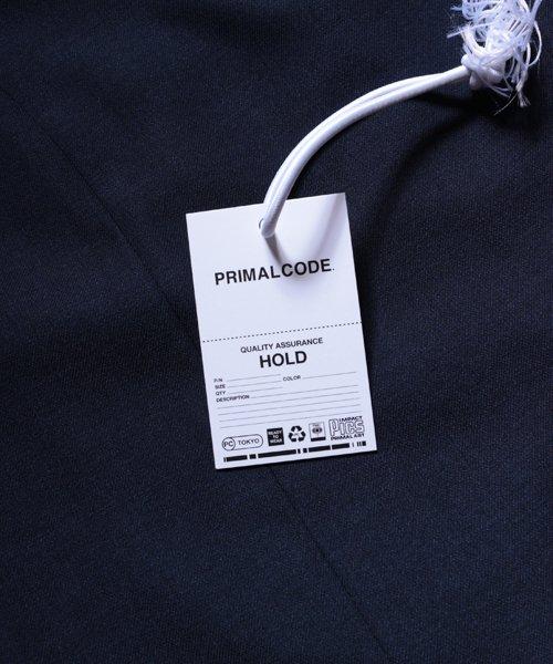 OTHER BRAND / その他ブランド  PRIMALCODE / プライマルコード MODERN VEST (NAVY) 商品画像13