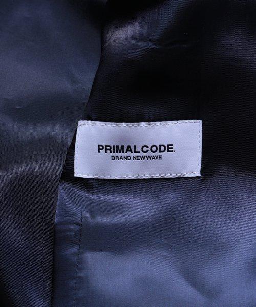 OTHER BRAND / その他ブランド  PRIMALCODE / プライマルコード MODERN VEST (NAVY) 商品画像7