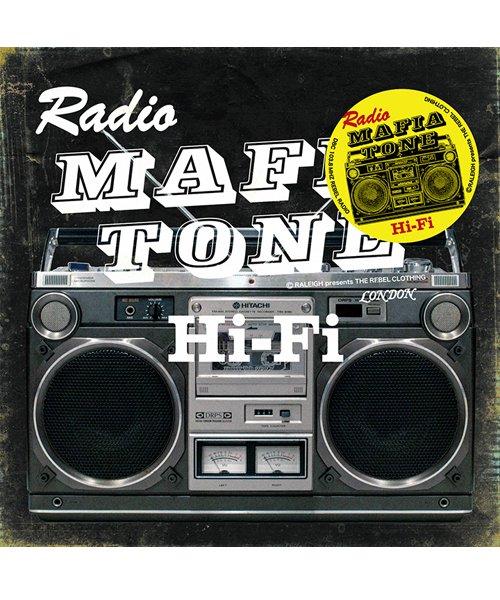 "RALEIGH / ラリー(RED MOTEL / レッドモーテル)   ""Radio MafiaTone Hi-Fi"" COACH JACKET (Light) 商品画像14"