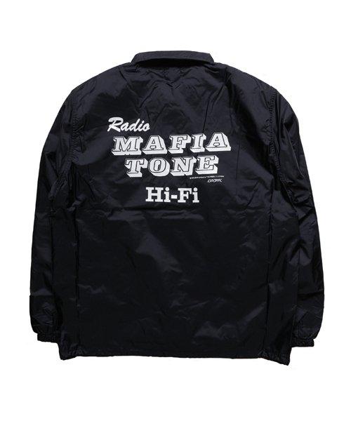 "RALEIGH / ラリー(RED MOTEL / レッドモーテル)   ""Radio MafiaTone Hi-Fi"" COACH JACKET (Light) 商品画像2"