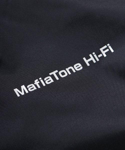 "RALEIGH / ラリー(RED MOTEL / レッドモーテル)   ""Radio MafiaTone Hi-Fi"" COACH JACKET (Light) 商品画像4"