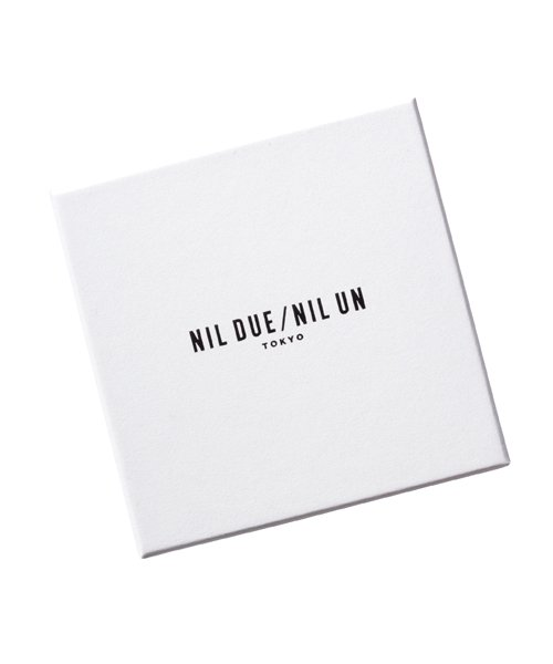 NIL DUE / NIL UN TOKYO / ニル デュエ / ニル アン トーキョー | CARVED SEAL CHAIN BRACELET (GOLD) 商品画像4