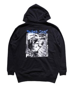 DEATH SIDE / デスサイド<br>【 BET ON THE POSSIBILITY (ZEP HOODIE) 】