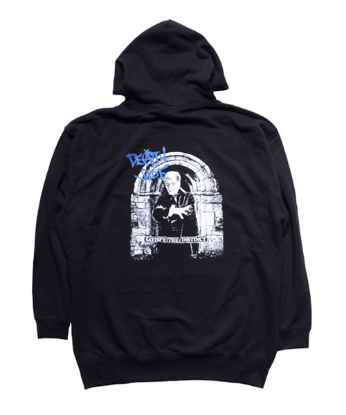 Official Artist Goods / バンドTなど   DEATH SIDE / デスサイド:SATISFY THE INSTINCT (PULLOVER) 商品画像