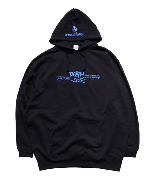 Official Artist Goods / バンドTなど  DEATH SIDE / デスサイド:SATISFY THE INSTINCT (PULLOVER) 商品画像1