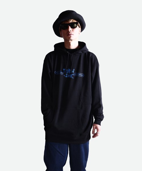 Official Artist Goods / バンドTなど  DEATH SIDE / デスサイド:SATISFY THE INSTINCT (PULLOVER) 商品画像10
