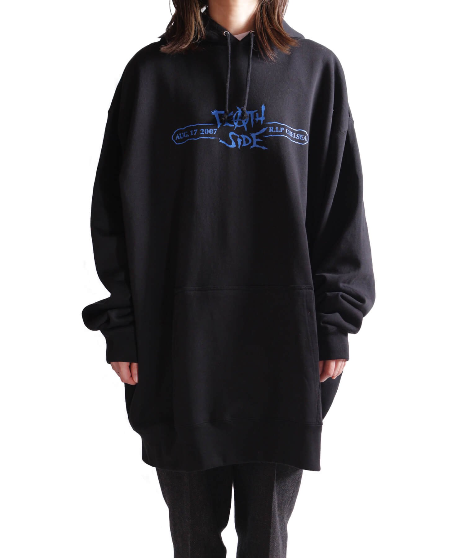 Official Artist Goods / バンドTなど  DEATH SIDE / デスサイド:SATISFY THE INSTINCT (PULLOVER) 商品画像16